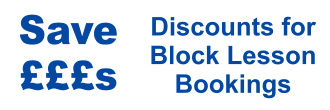 Discounts for block bookings